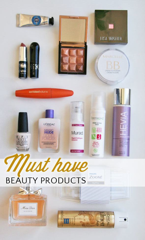15 must have beauty products as seen on SkimbacoLifestyle.com