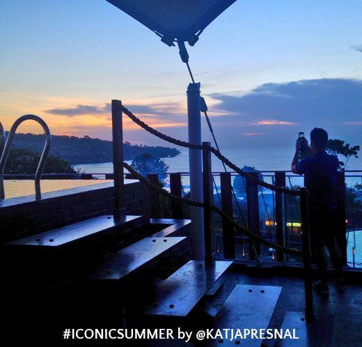 #iconicsummer - sunset