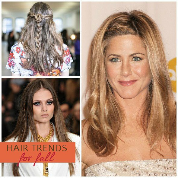 fall hair trend: braids