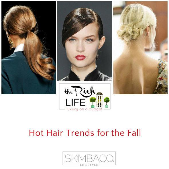 Hot hair trends for 2013