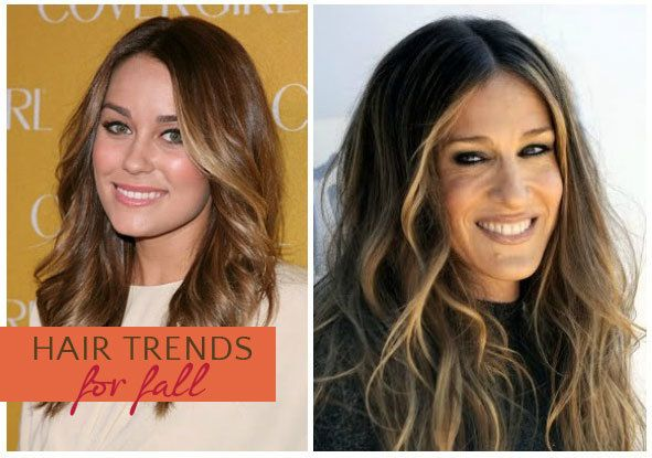 Balayage is the modern version of highlights