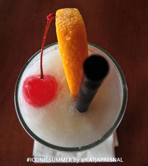 #iconicsummer - tropical drink