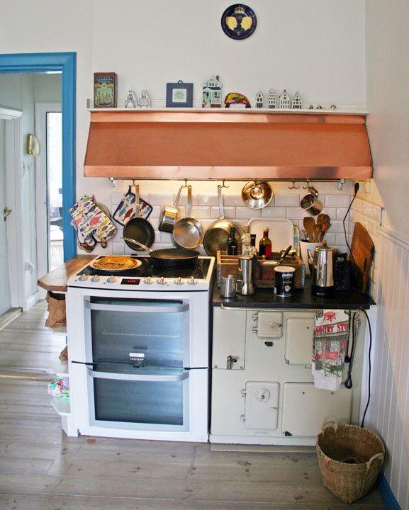 Swedish Mansion Kitchen