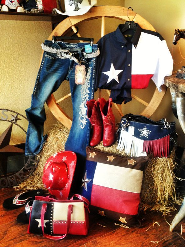 Shopping in Texas