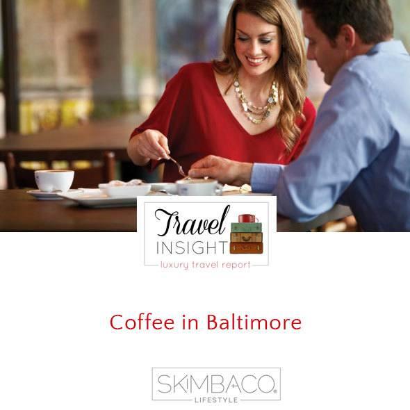 Baltimore coffee scene
