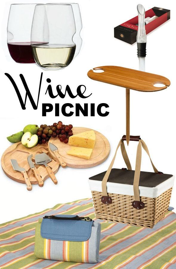 Get ready for wine picnic