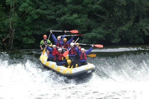 Rafting in Ireland I To Destination Unknown
