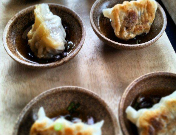 Pork Dumplings at An Cuisine