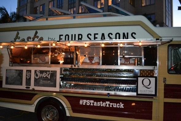 Four Seasons Taste Truck