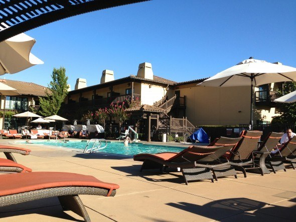 Pool at The Lodge at Sonoma