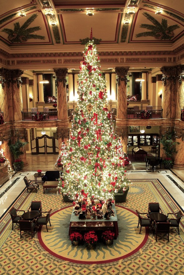 Holidays at the Jefferson