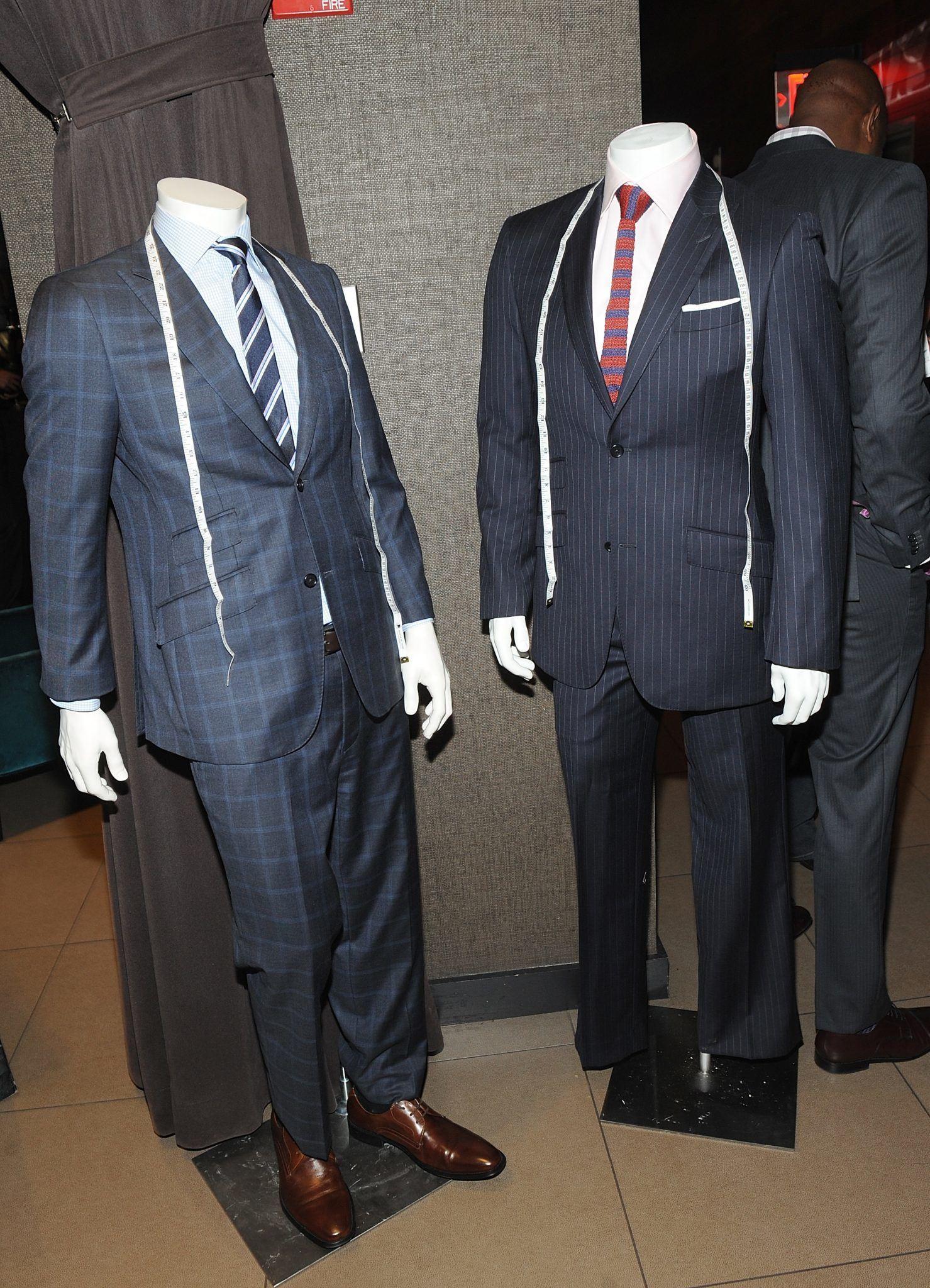 Martin de Tours Clothier Fashion Presentation at Gansevoort Park Avenue