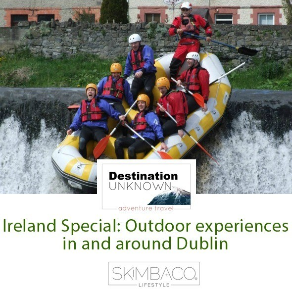 Outdoor experiences in Dublin I @SatuVW I To Destination Unknown