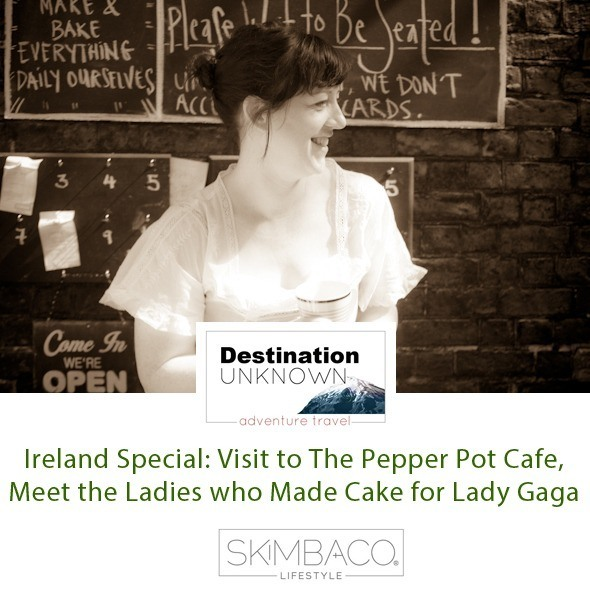 Pepper Pot Cafe Feature I @SatuVW I To Destination Unknown
