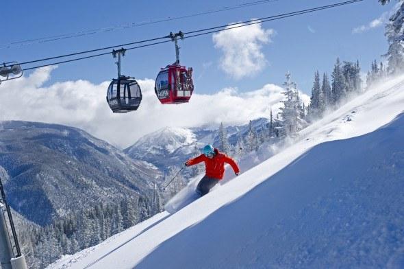 Skimbaco Ski Aspen  Aspen (13-A-038)