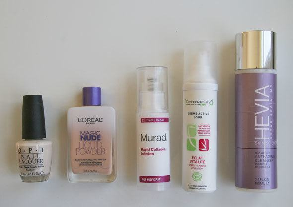 beauty products picks