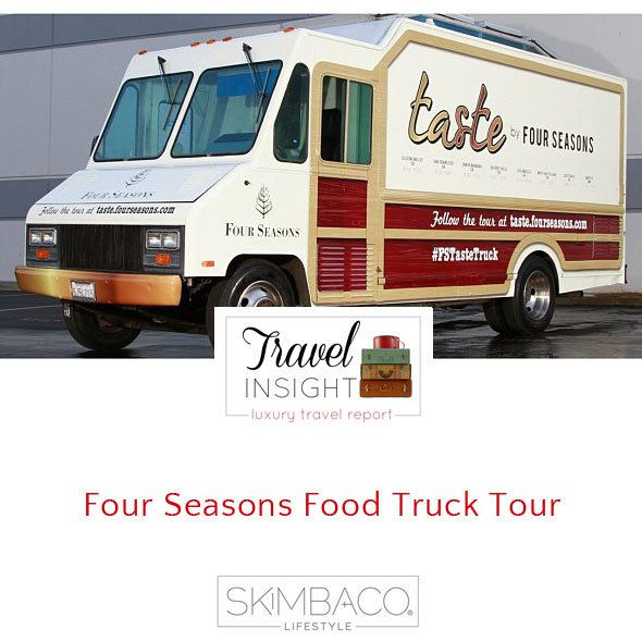 Four Seasons Food Truck tour