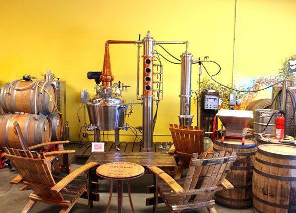Hello Cello Distillery