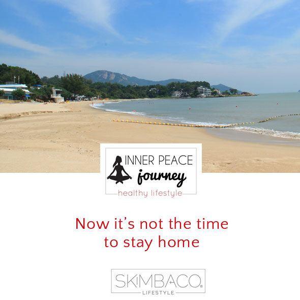 Inner peace in Hong Kong