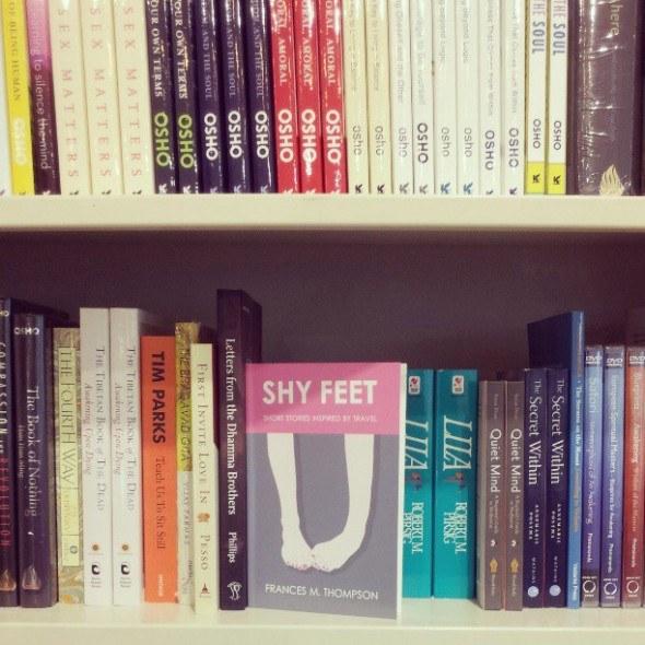 shy feet book