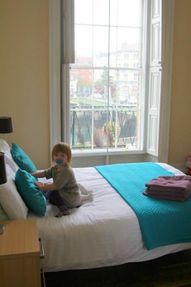 Apartment rental in Dublin I @SatuVW I Destination Unknown