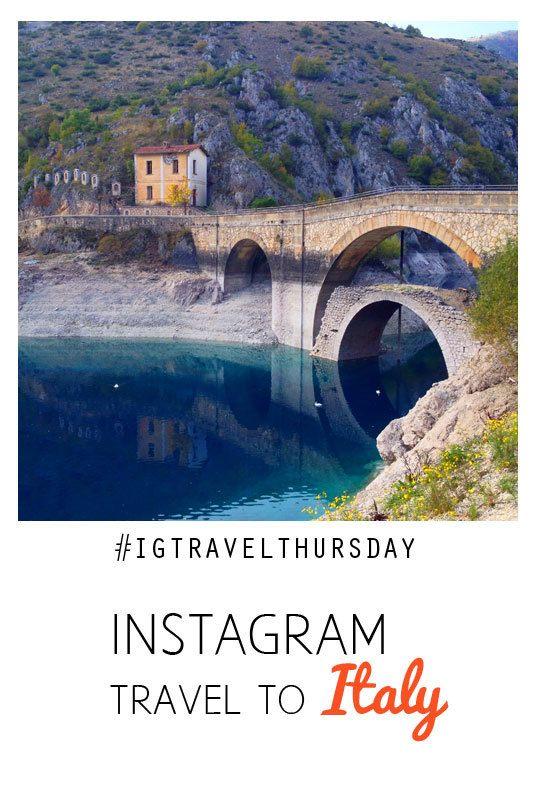 Instagram photos of Italy