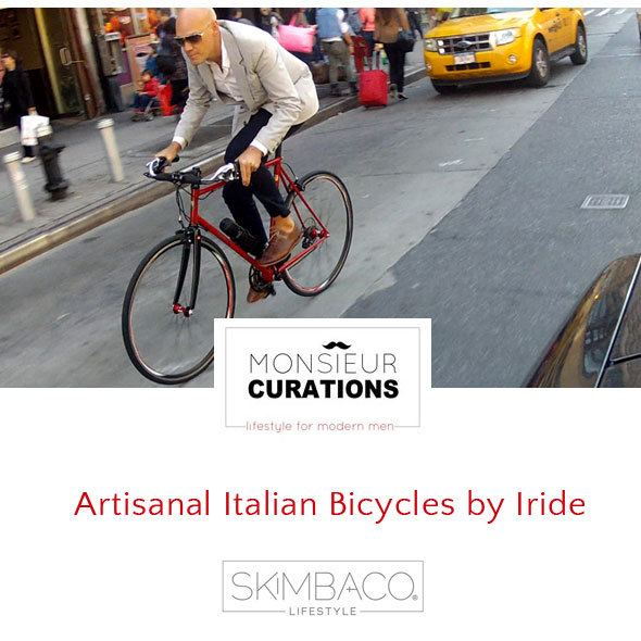Artisanal Made Italian Bicycles by Iride