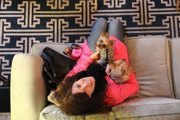 San Francisco Fairmont Hotel, a pet friendly property
