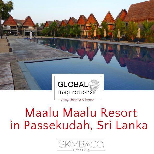 Maalu Maalu Resort in Passekudah, Sri Lanka