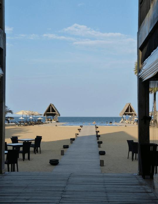 Maalu Maalu Hotel, Passekudah, Sri Lanka