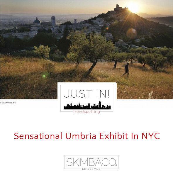 Sensational Umbria photo exhibit in New York