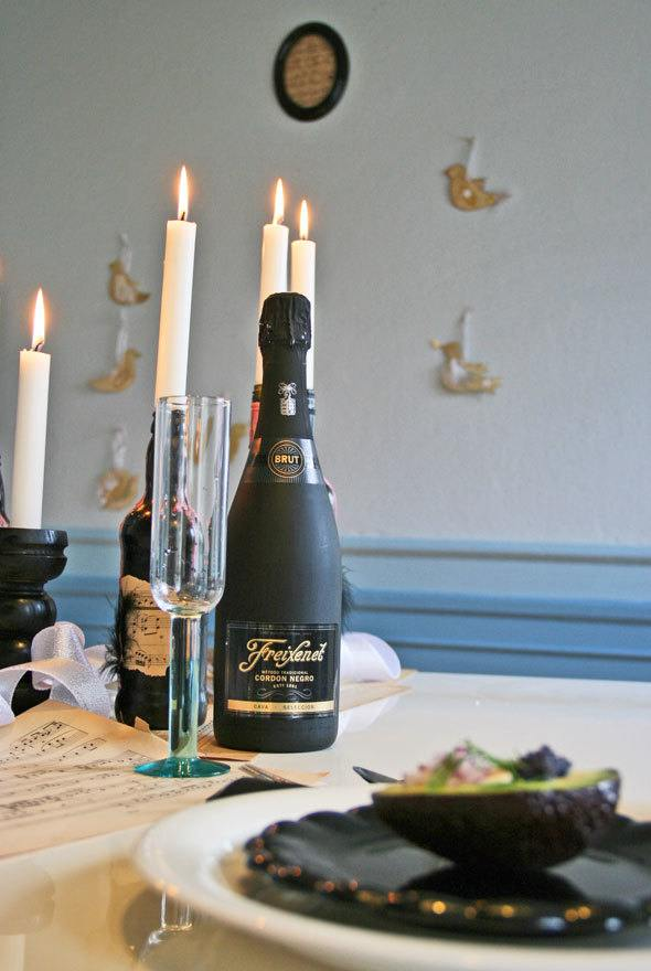 Freixenet Black Bottle Bubbly