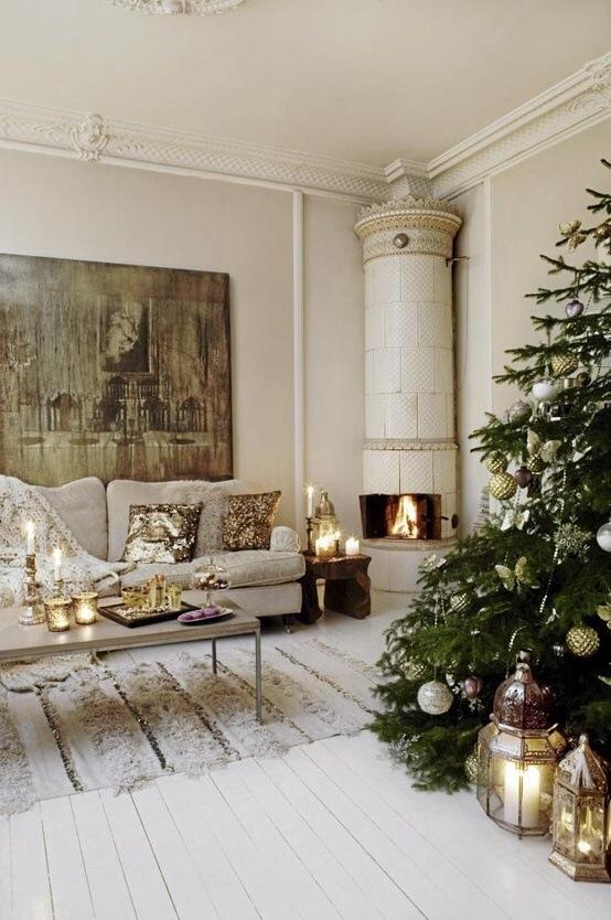 glam christmas