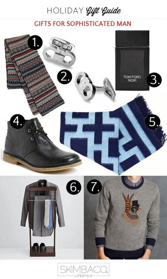 luxury gifts for sophisticated man
