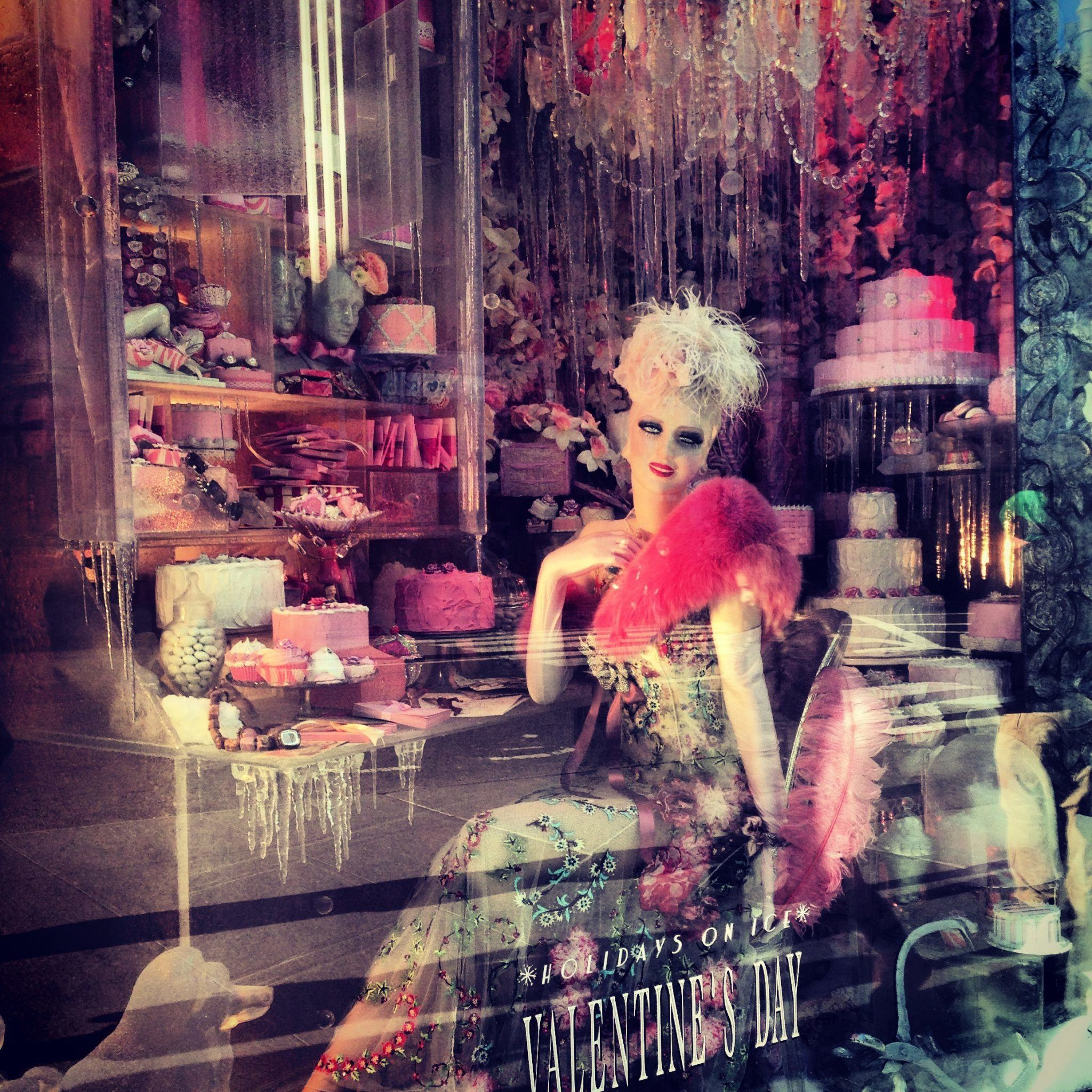 Bergdorf Window 2