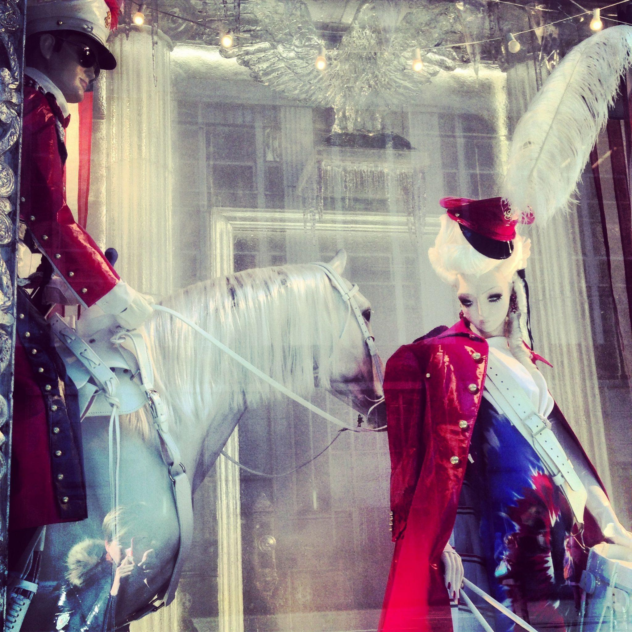Bergdorf Window