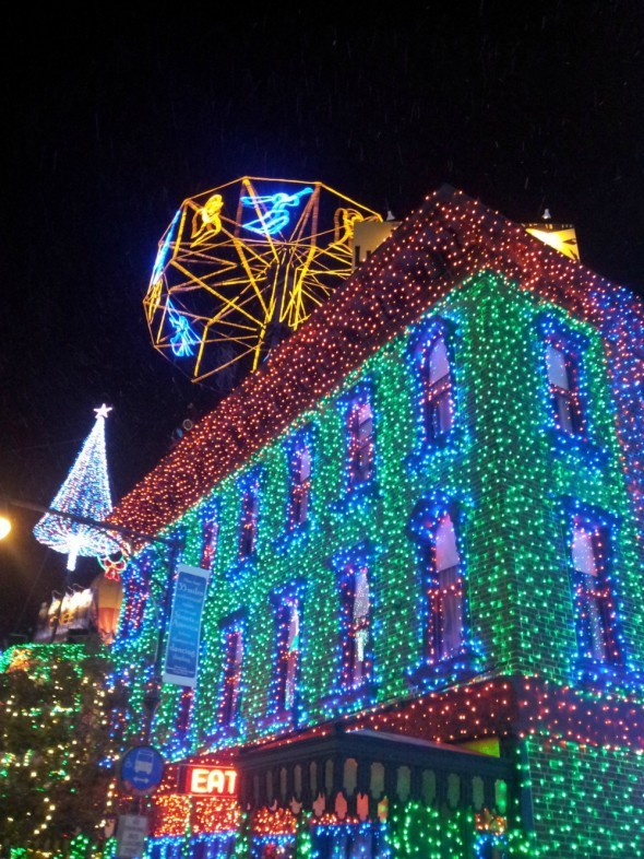 The Osborne Spectacle of Dancing Lights at Hollywood Studios