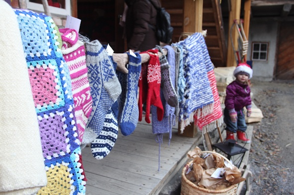 Maihaugen Christmas Market in Norway I @SatuVW I Destination Unknown