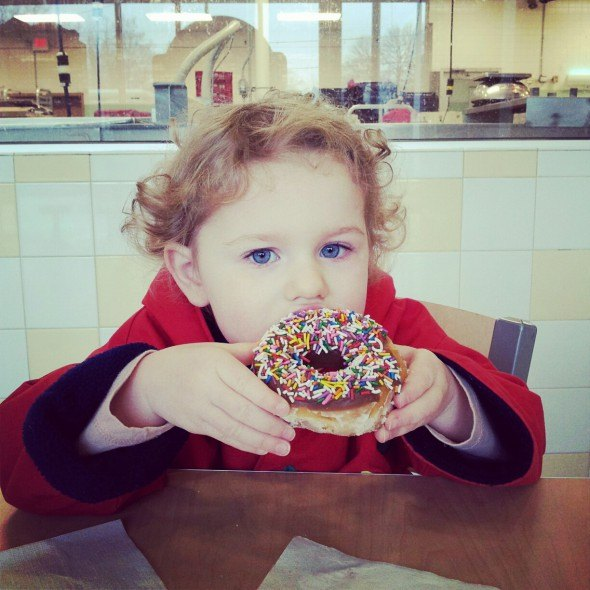Krispy Kreme Doughnut, a Southern Gem