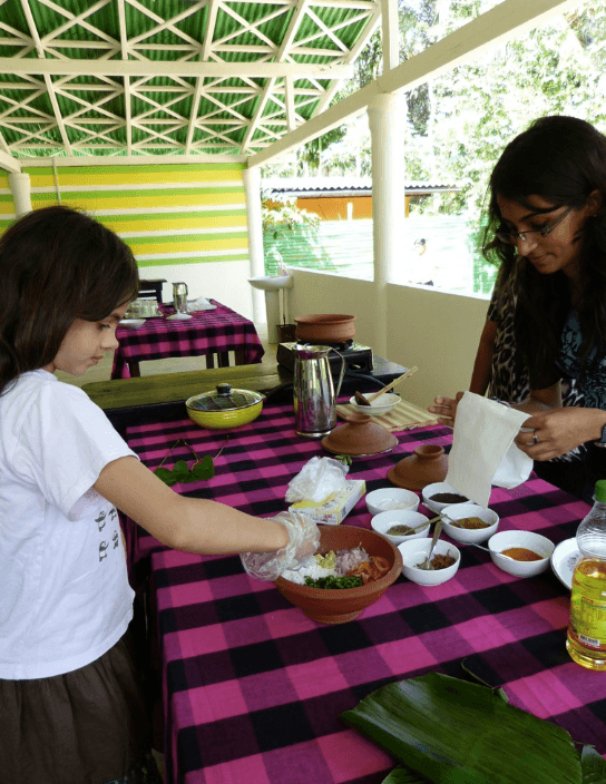 Learning to Cook Dhal - Sri Lanka
