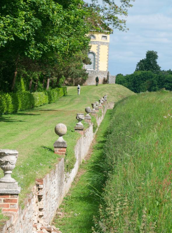 West Wycombe Park, England