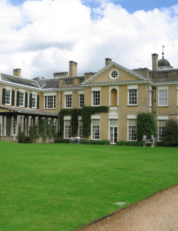 Clandon Park, Surrey. England