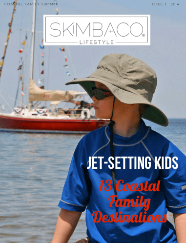 Skimbaco Lifestyle Issue 3 - Coastal Family Summer