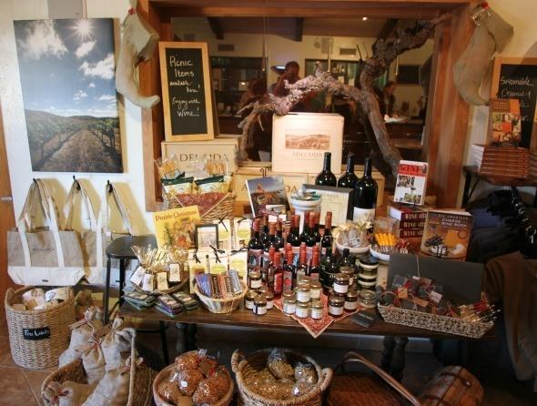 Adelaida Cellar Gift Shop