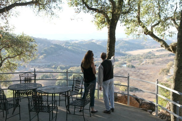 Adelaida Cellars - View from the Top