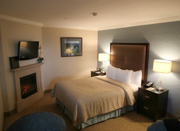 Blue Dolphin Inn in Cambria, California - Queen Room
