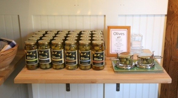 Pasolivo Olives