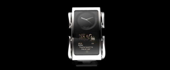 wearable technology - mobile jewelry - smart watch