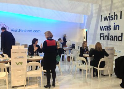 Visit Finland at WTM London