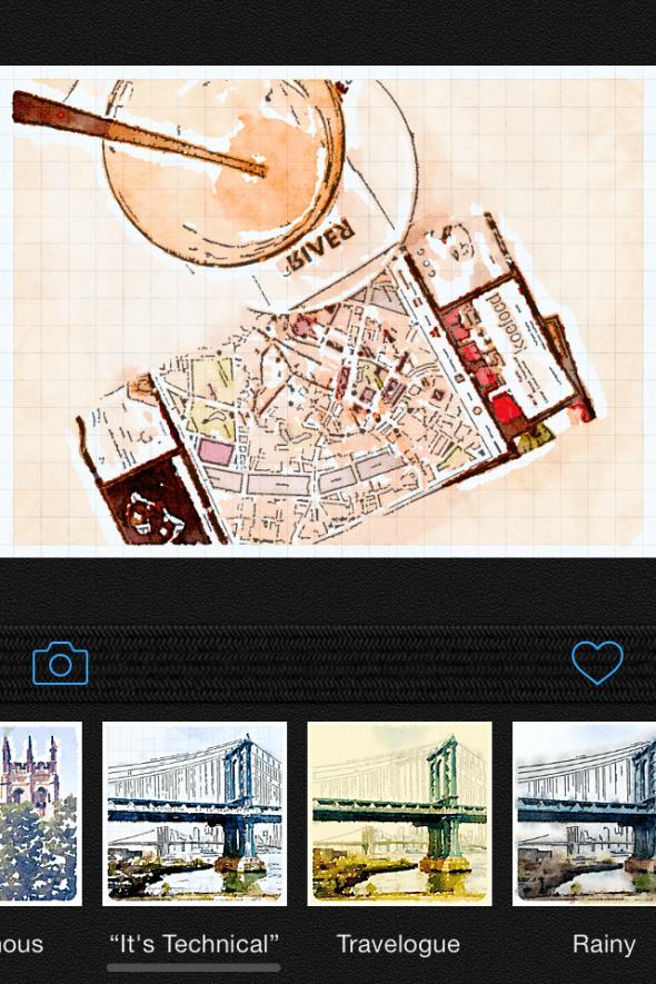 waterlogue app